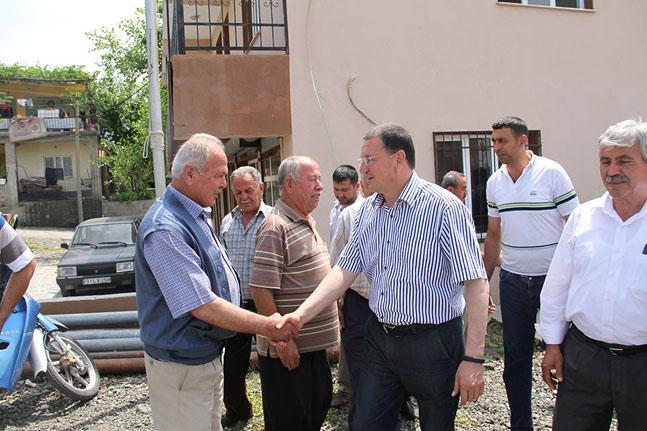 Arsuz Köylerine Ziyaret (2)