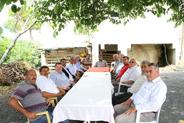 Arsuz Köylerine Ziyaret (3)