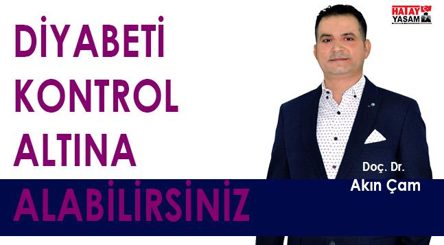 DİYABETİ KONTROL ALTINA ALABİLİRSİNİZ